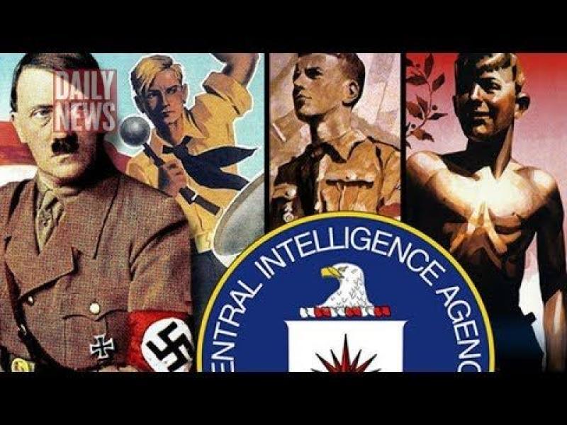 ЦРУ: Хитлер бил влюбен в Рудолф Хес