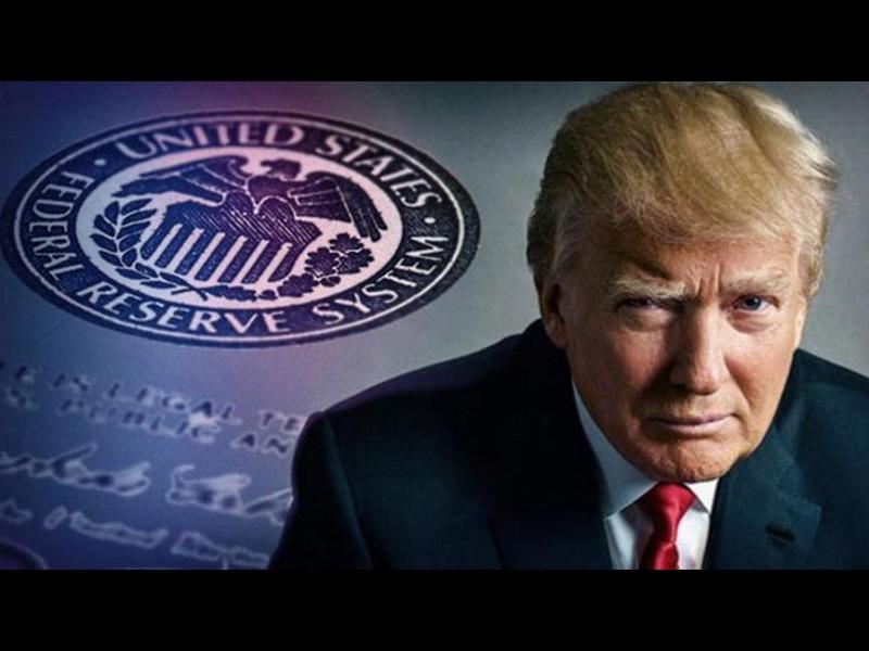 """Тръмп нарече Федералния резерв """"най-голяма заплаха"""" за управлението"""