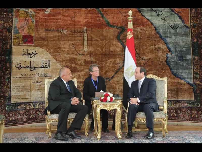 България иска да се включи в газовия проект между Египет, Гърция и Кипър