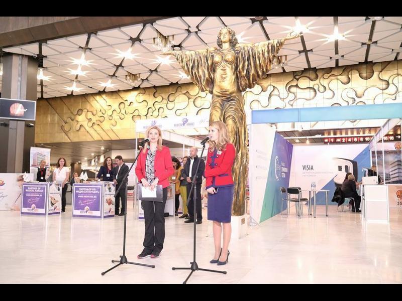 Над 3000 души посетиха международния здравен форум Expo Hospitals - картинка 1