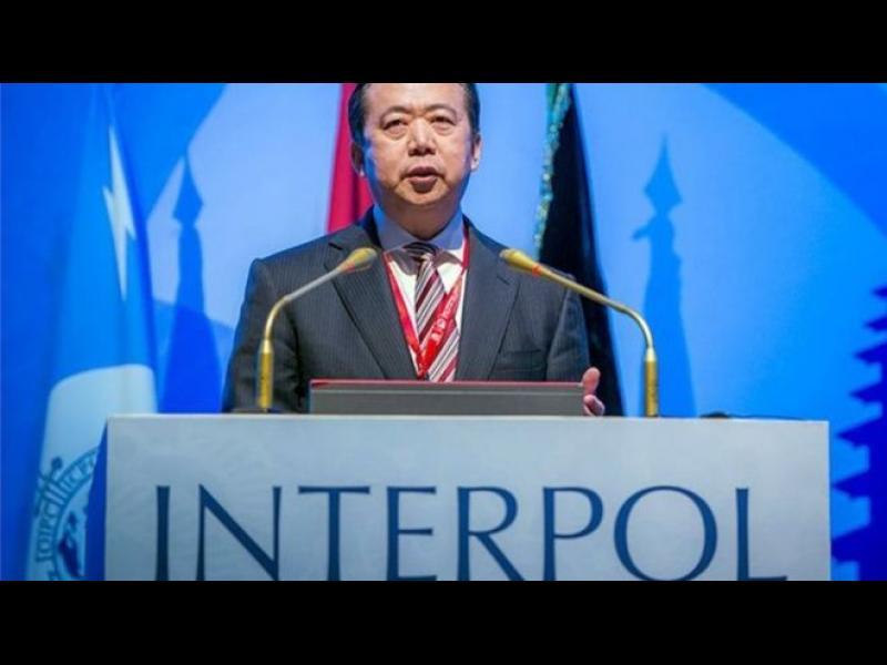Изчезна президентът на Интерпол