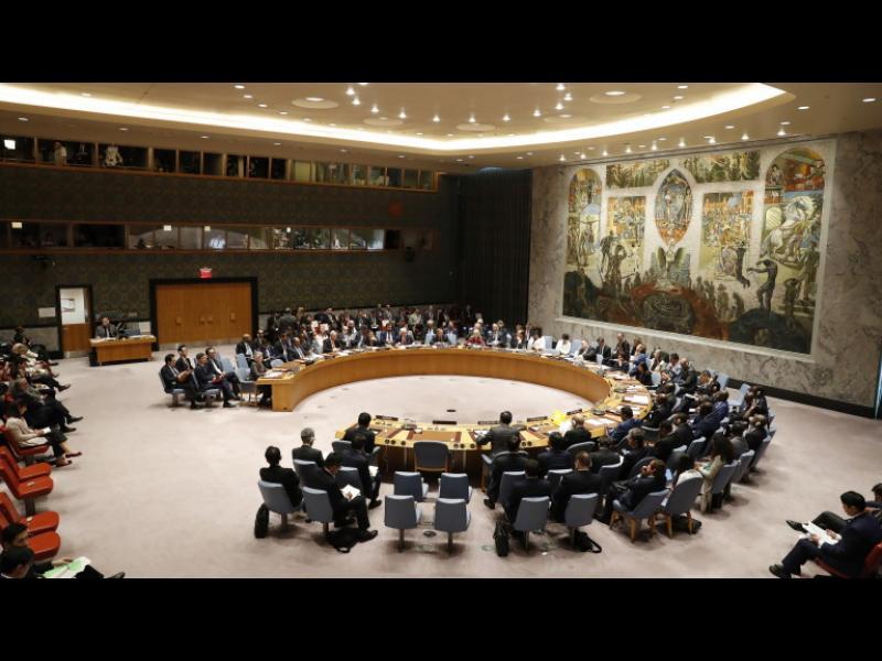 Украйна пред Съвета за сигурност: Русия цели пълен контрол върху Азовско море