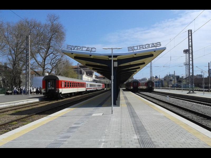 ЕС отпуска 293 млн. евро за жп връзки между Пловдив и Бургас
