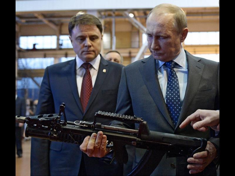 Der Tagesspiegel: Путин вече не е добрият цар