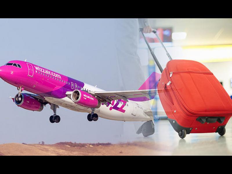 Италия забрани на WizzAir и Ryanair  да таксуват пътниците за ръчния багаж