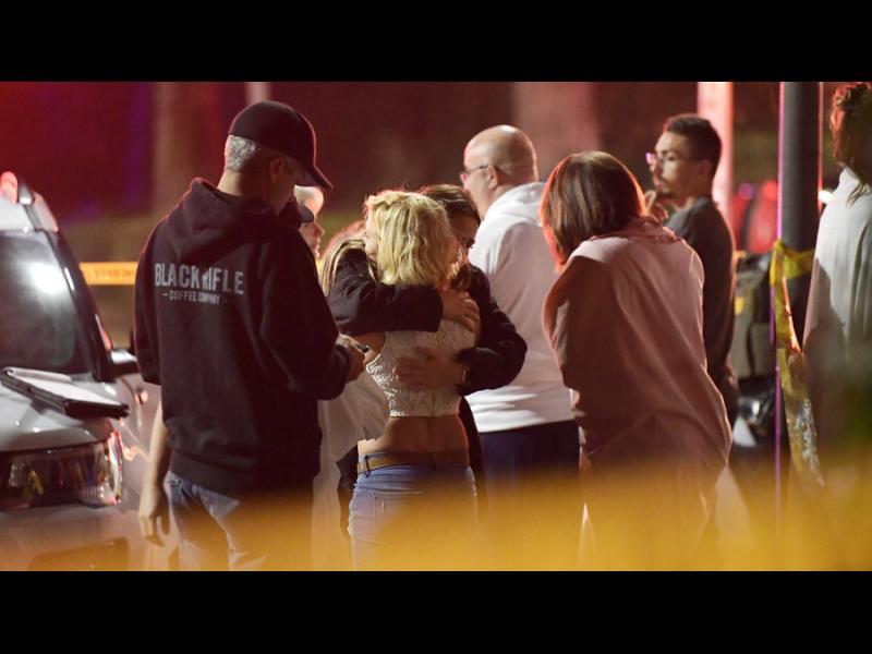 12 убити при стрелба в бар в САЩ (ВИДЕО) - картинка 1