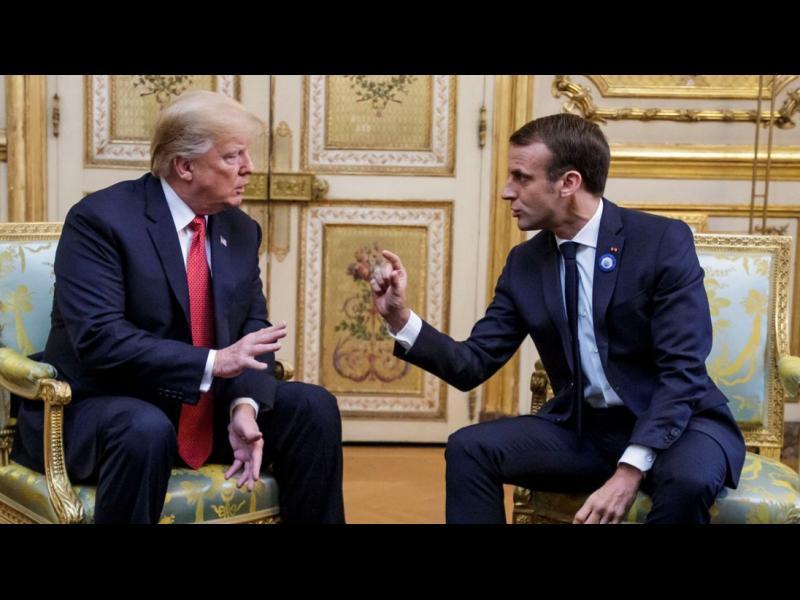 Макрон: Франция е съюзник, а не васал на САЩ