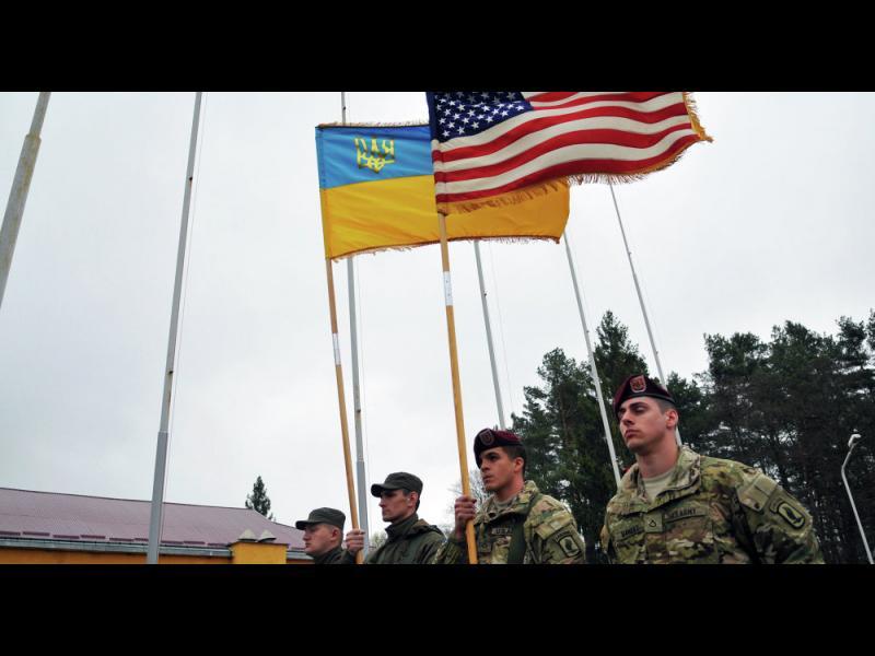 Киев иска от САЩ военна база в Украйна