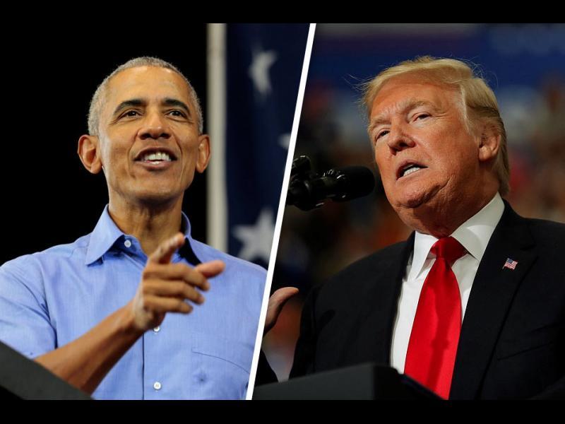 The Guarian: Тръмп и Обама си разменят удари предизборно - картинка 1