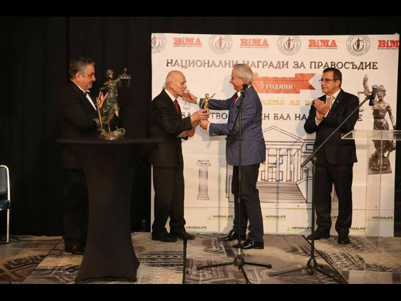 Огнян Герджиков ще оценява юристи, ексминистър Станков с награда