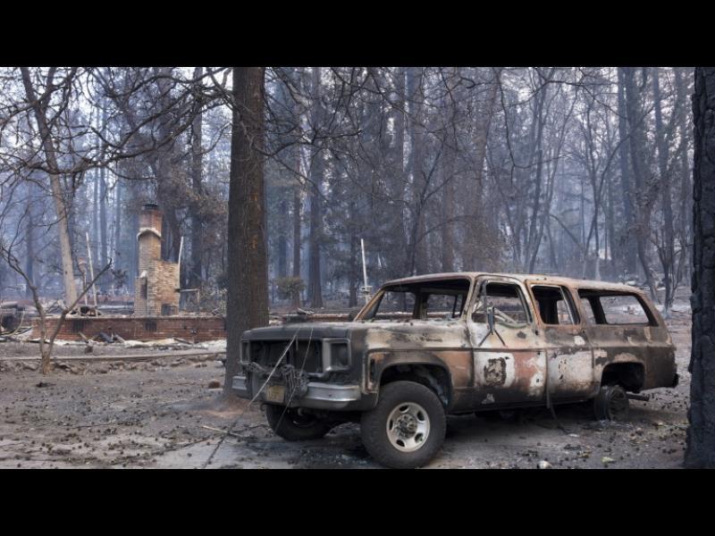 Повече от 40 загинали при пожарите в Калифорния