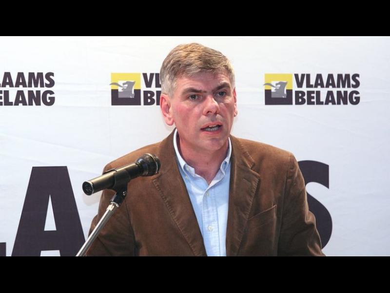 Белгийски националист се оказа… на китайска издръжка