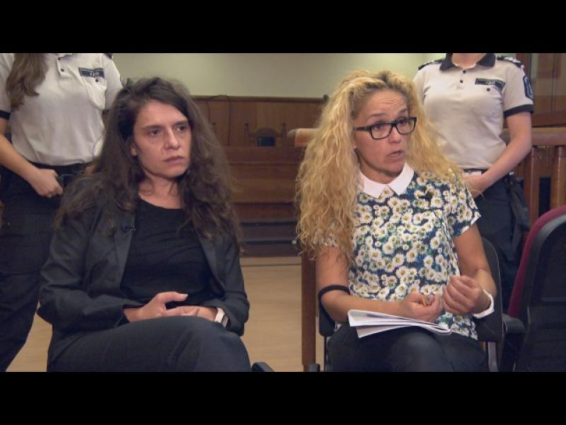 Обрат: Десислава Иванчева и Биляна Петрова остават зад решетките - картинка 1