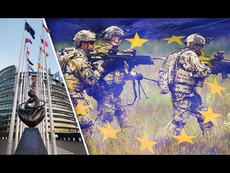 Die Welt: Какво искаме - Европейска армия или НАТО?
