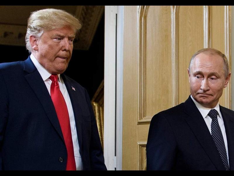 Тръмп отмени срещата с Путин заради Украйна - картинка 1