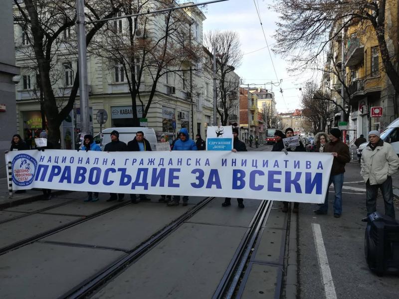 """Викове """"Подкрепа"""" за Лозан Панов пред ВСС - картинка 1"""