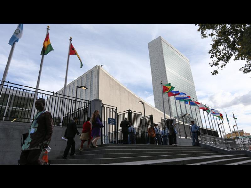 ООН прие резолюция срещу милитаризацията на Крим, Черно и Азовско море