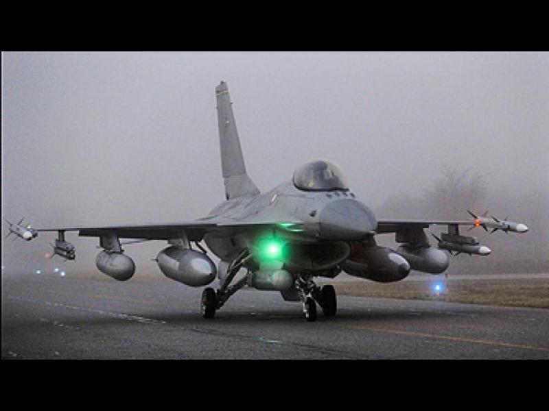 САЩ блокираха сделка между Израел и Хърватия за продажба на изтребители Ф-16