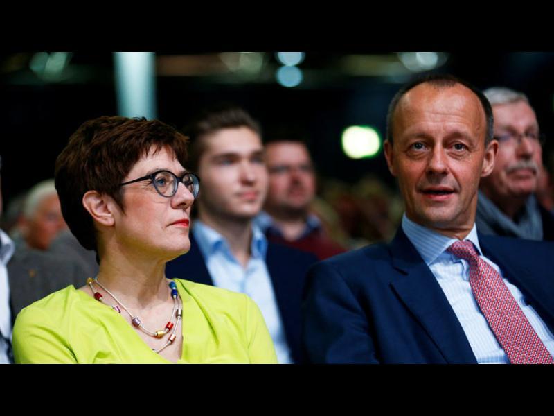 "Наследниците на Меркел против газопровода ""Северен поток 2"""