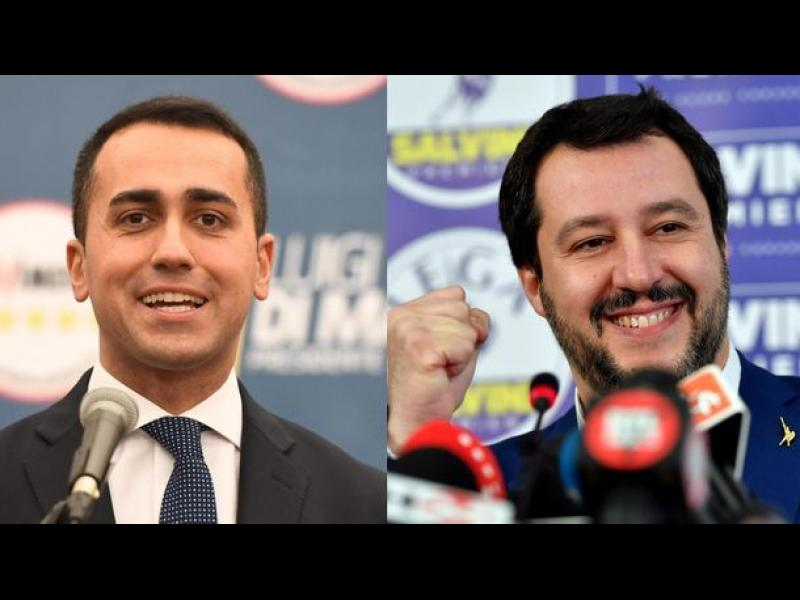 Как популистите в Италия използваха Facebook, за да спечелят властта?