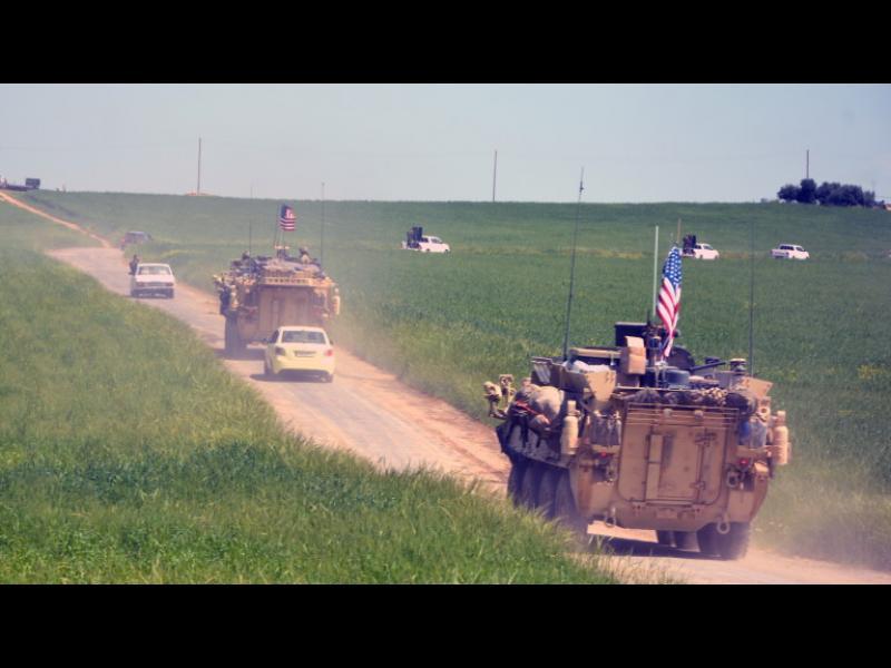Тръмп нареди пълно изтегляне на САЩ от Сирия