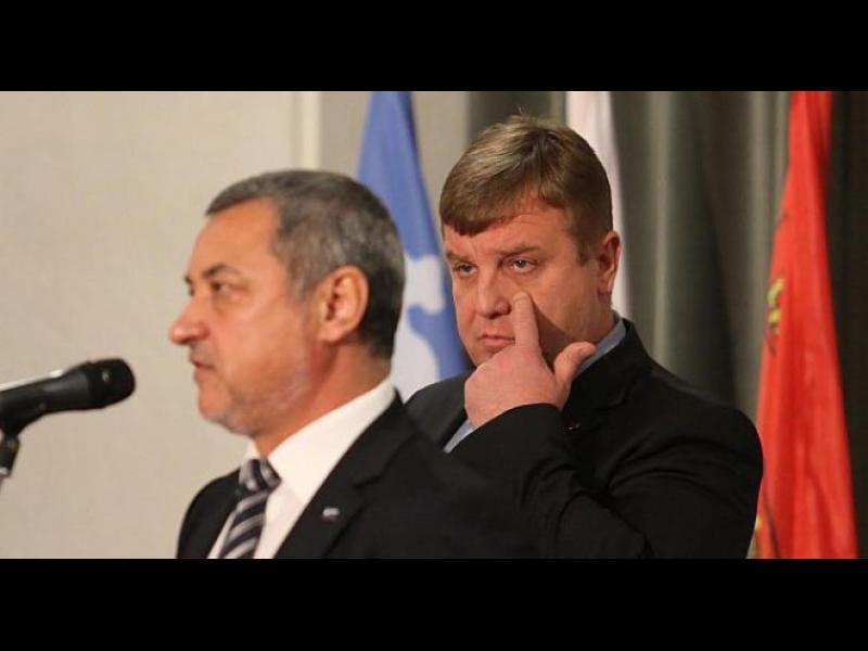 Валери Симеонов замразява разговорите с ВМРО за евроизборите