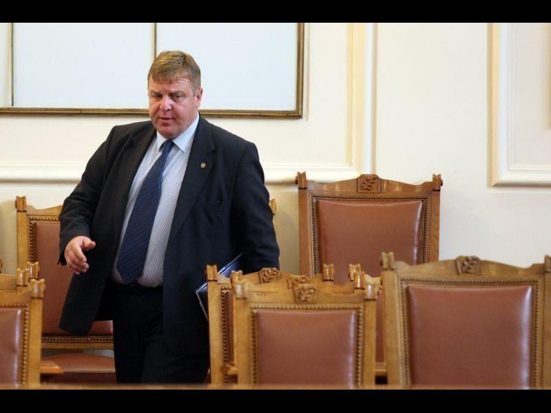 """Каракачанов бил """"в емоция"""", когато се изказал за ромите"""