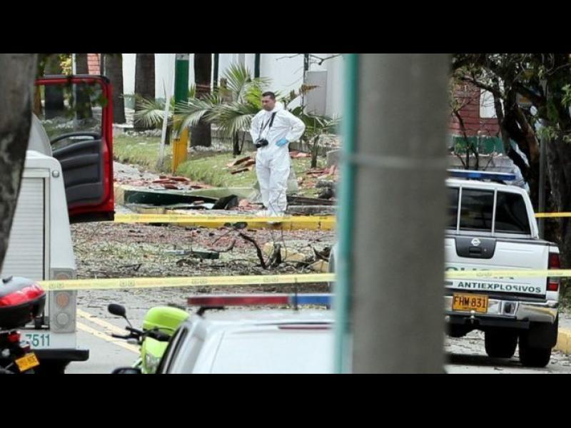 Атентат в Богота: 21 убити, десетки ранени при взрив в колумбийската столица