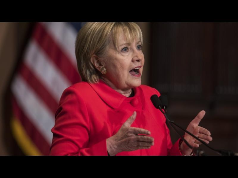 Хилари Клинтън пак срещу Тръмп?