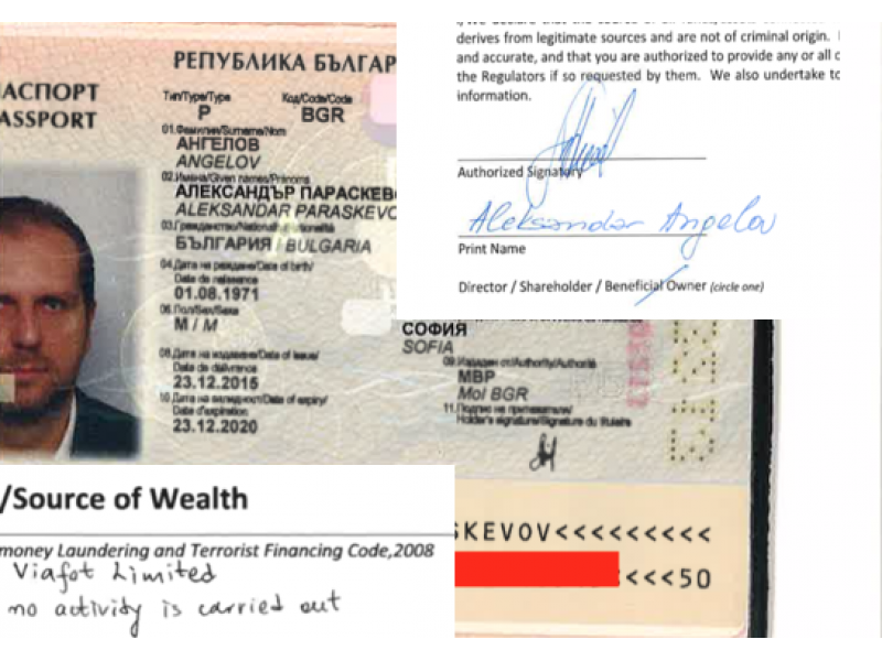 Panama Papers: Адвокатът на Пеевски е собственик на ключови офшорки