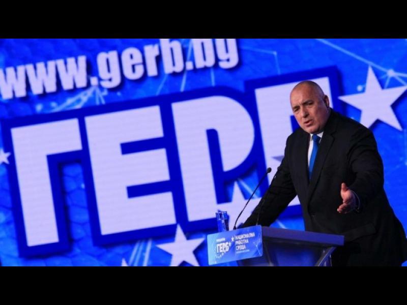 Борисов към ГЕРБ: Ако не ви светне червена лампичка, аз ще ви светна синя