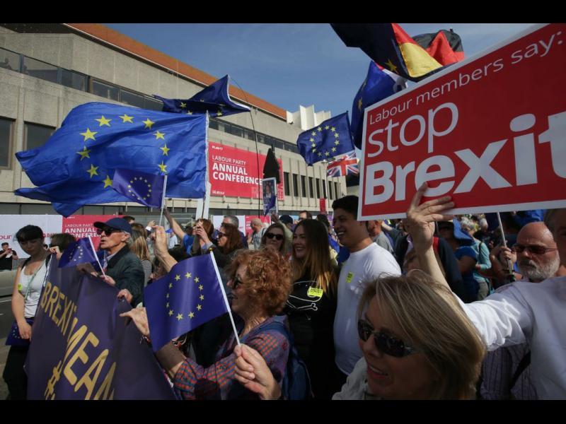 """ЕС отстоява 4 позиции за """"Брекзит"""""""