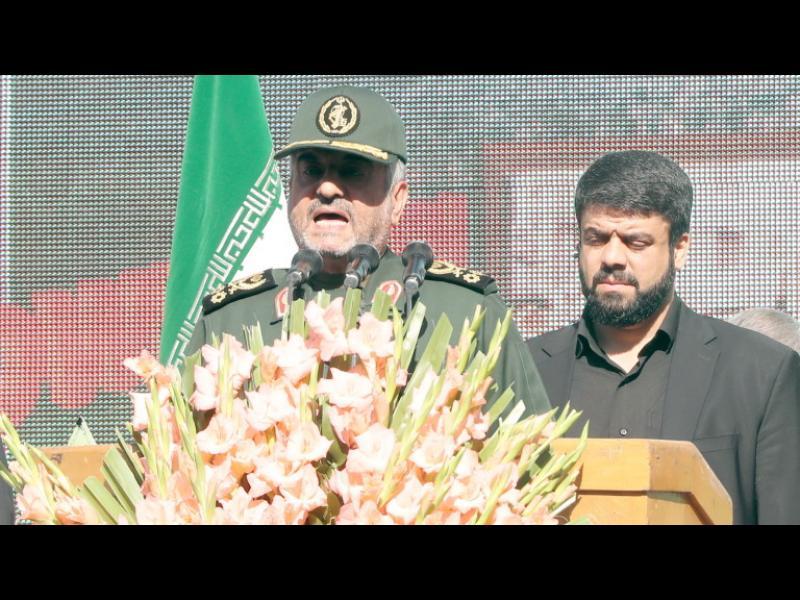 Иран към Израел: Оставаме в Сирия