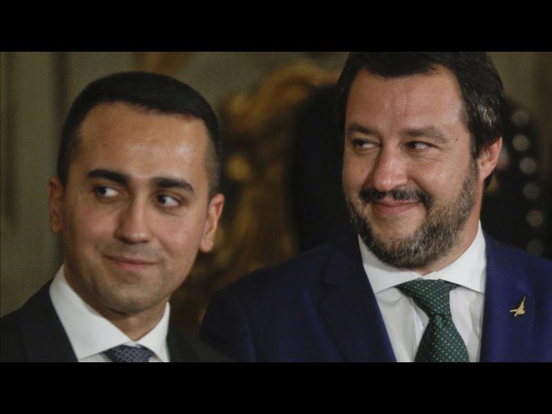 """Италианското правителство предложи помощ на френските """"жълти жилетки"""""""