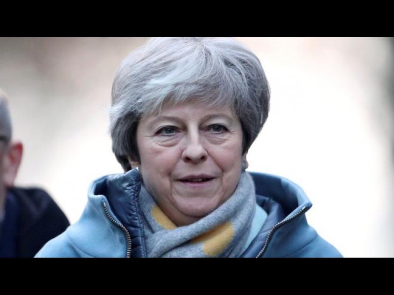 Мей представя алтернативен план за Брекзит