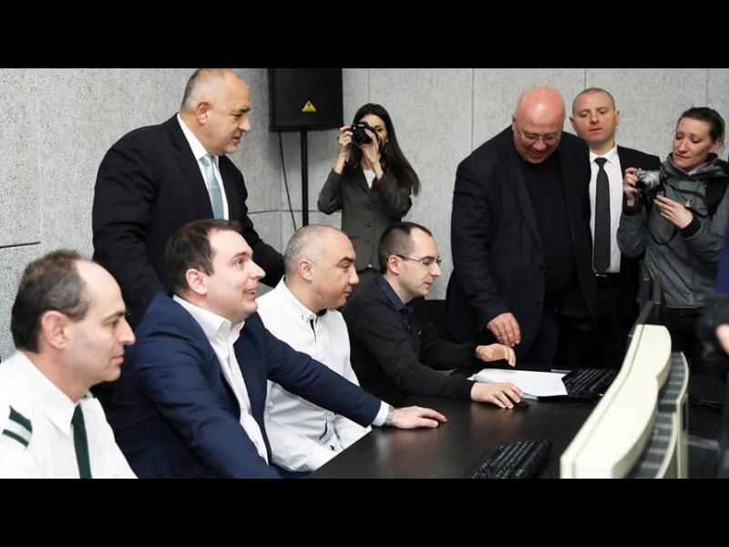 Междуведомствен център за видеонаблюдение на търговията с горива действа в ГДБОП