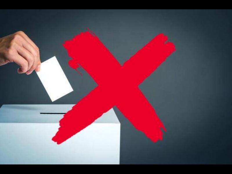 Забранете изборите!