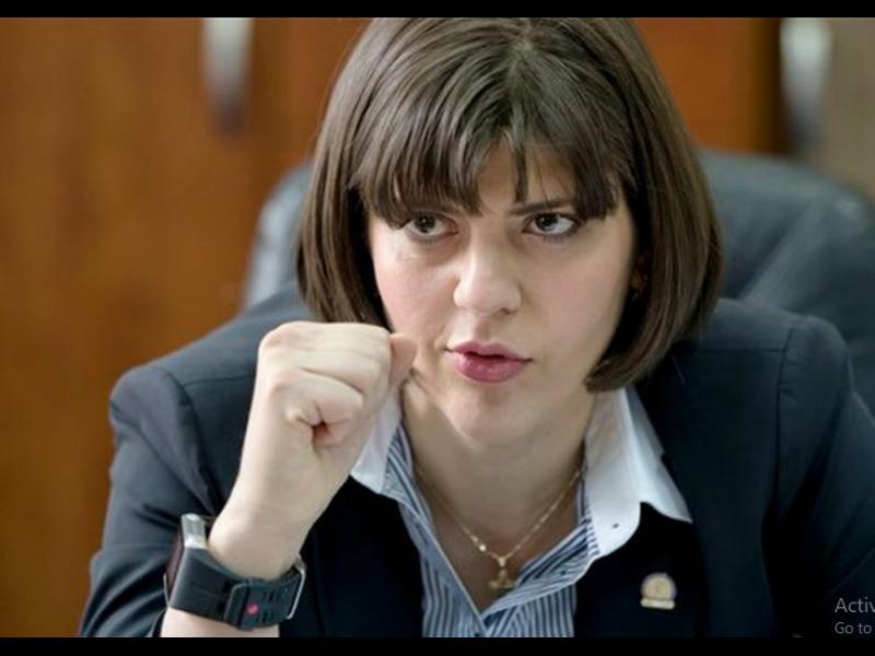 Лаура Кьовеши засега е втора в надпреварата за главен прокурор на ЕС