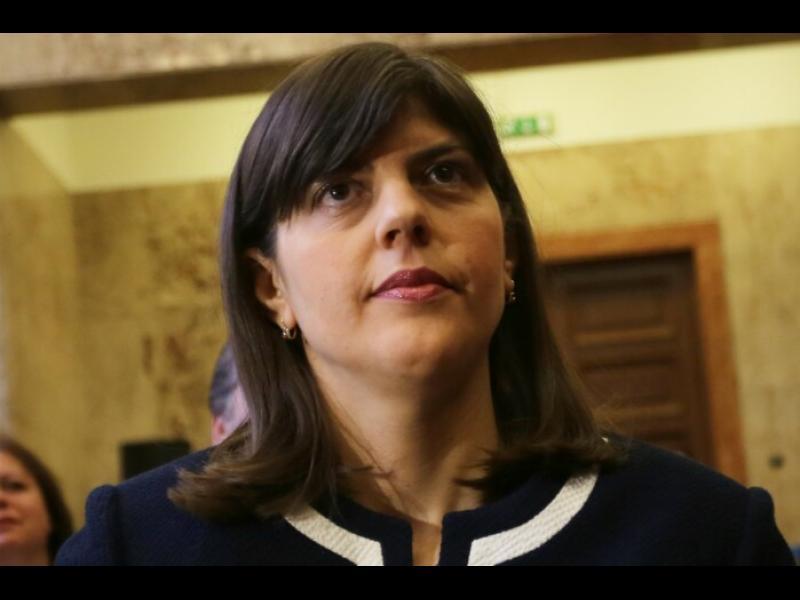 Лаура Кьовеши е основен фаворит преди избора на европейски главен прокурор