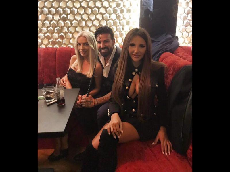 Мисис България пуши наргилета със Златка и Благо - картинка 1
