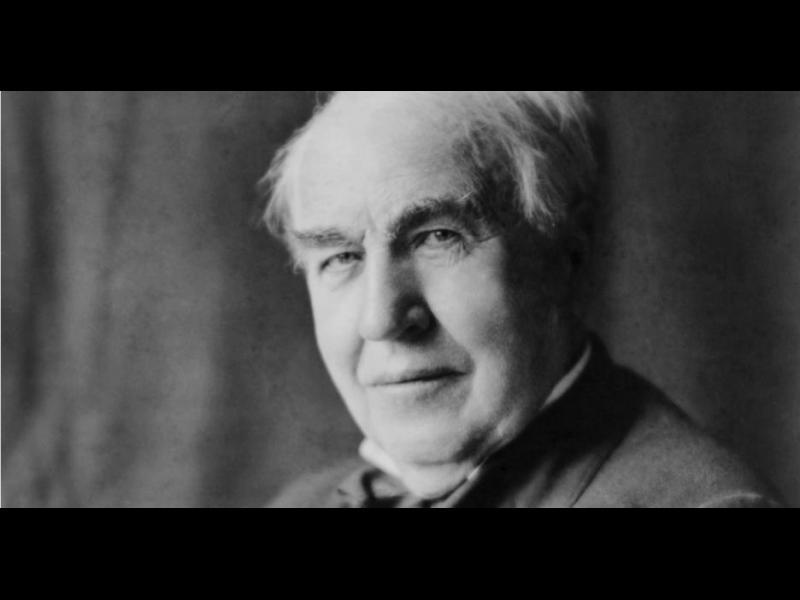 Недоволството е първата необходимост на прогреса: 15 велики цитата от Томас Едисън