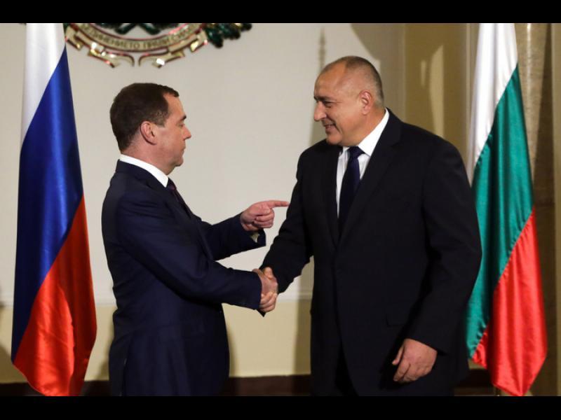 """България си иска АЕЦ Белене и руски газ за хъб """"Балкан"""""""