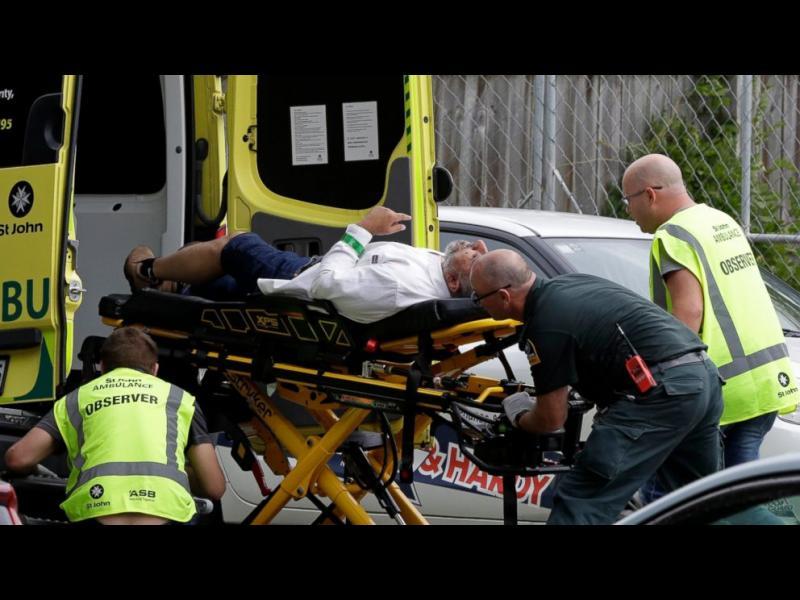 Близо 50 жертви при терористично нападение срещу две джамии в Нова Зеландия