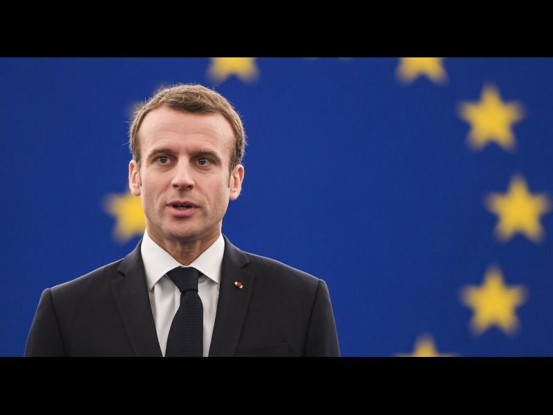 Макрон зове за европейско обновление