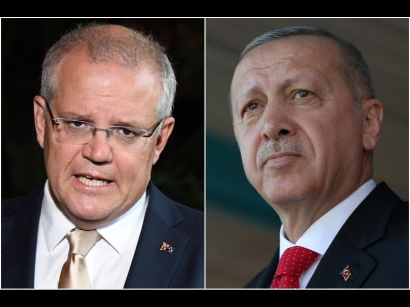 Остри реакции в Австралия и Нова Зеландия на изказването на Ердоган