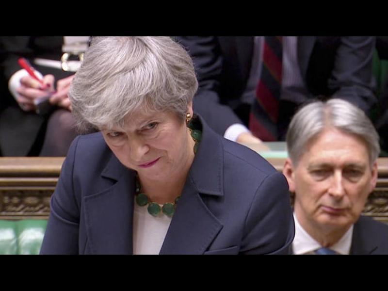 Британският парламент се противопостави на Брекзит без сделка