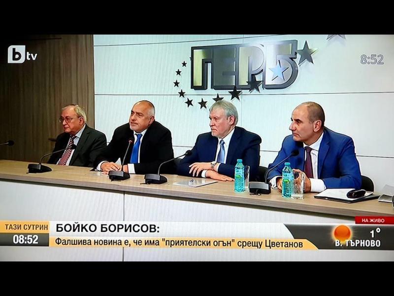 Александър Йорданов на шесто място в листата на ГЕРБ, представлява СДС