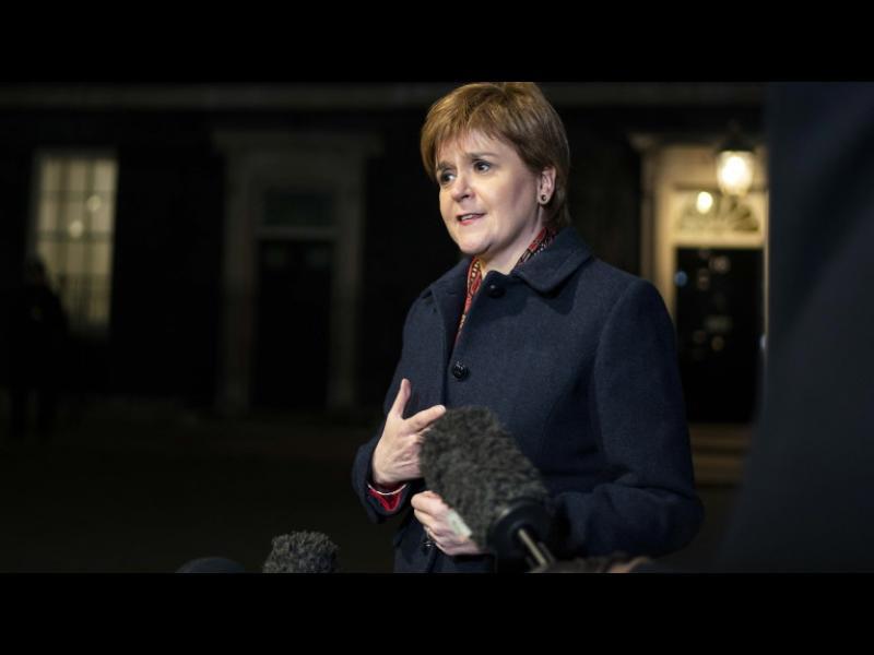 Шотландия търси законова форма за втори референдум за независимост
