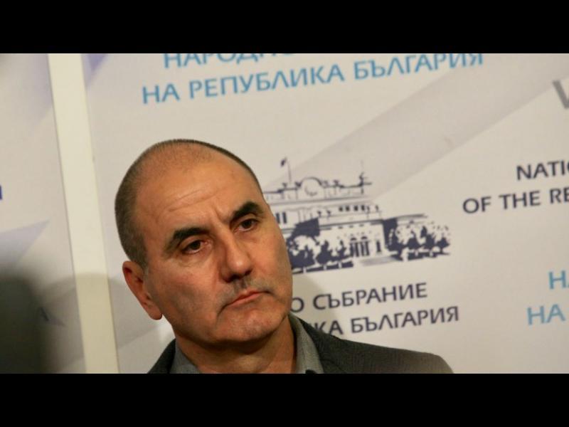Цветан Цветанов напусна парламента