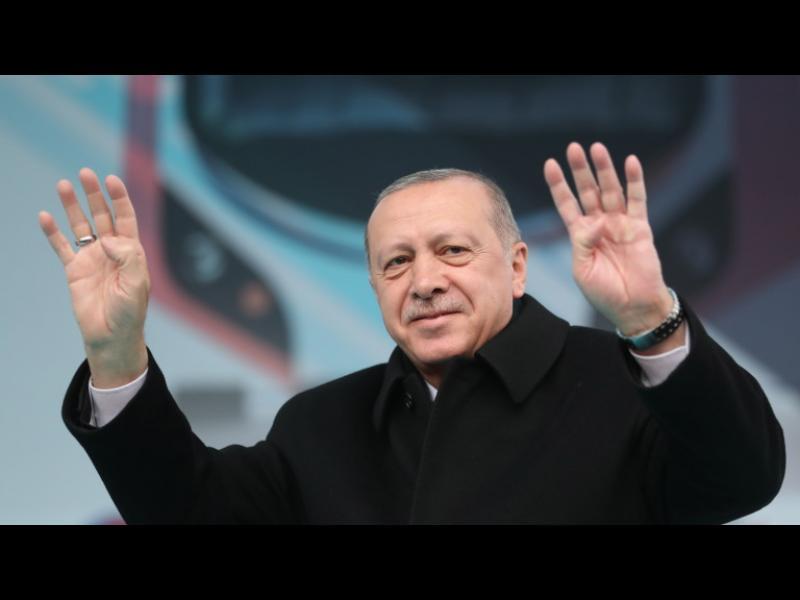"""Ердоган се заиграл предизборно със """"Света София"""""""